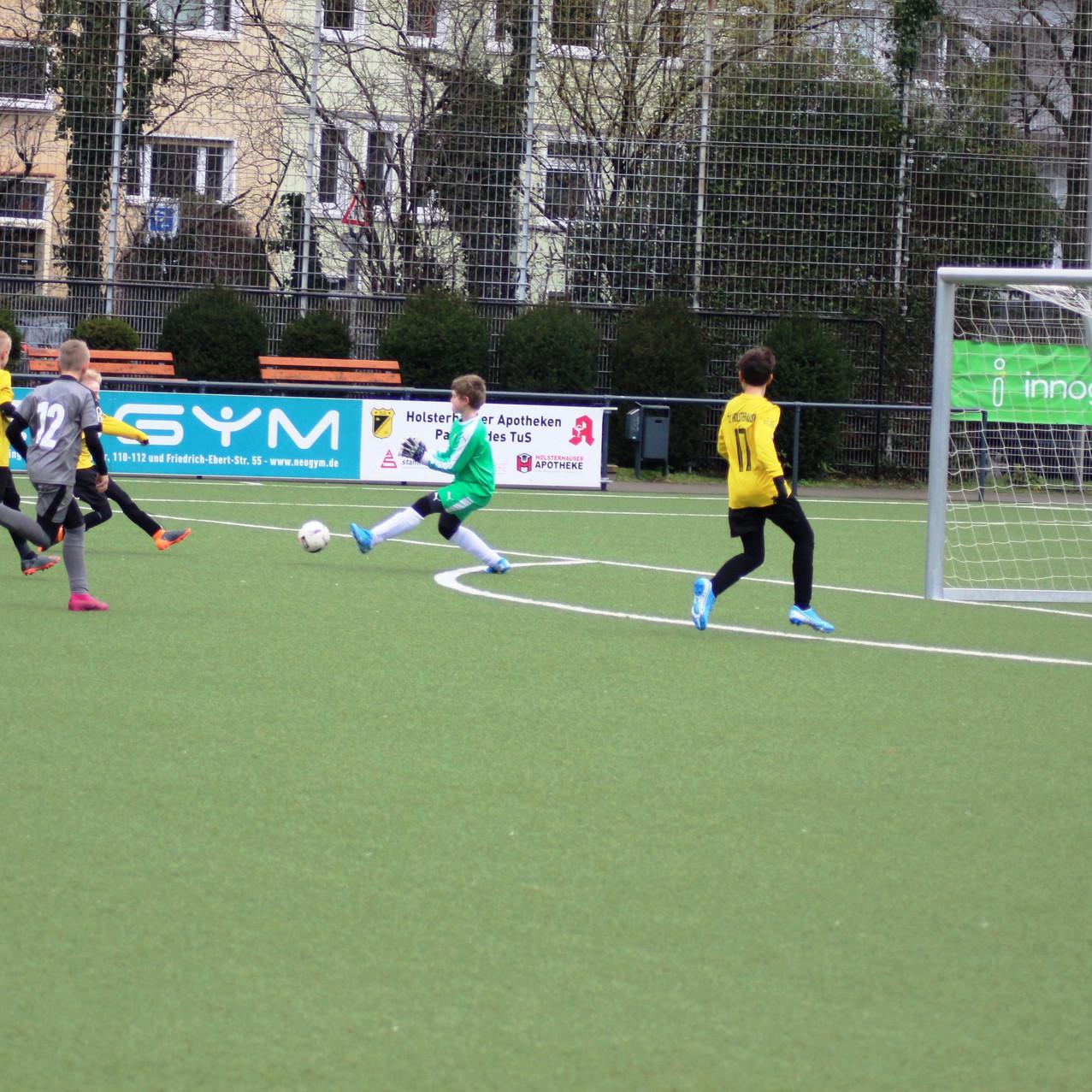 TuS D3 vs Schönebeck