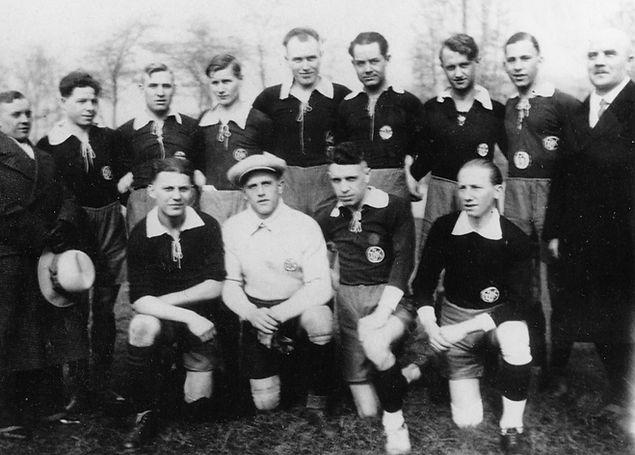 DJK TuS Holsterhausen im Jahr 1931