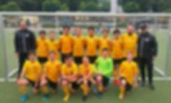 Die TuS C2 Jugend 2019