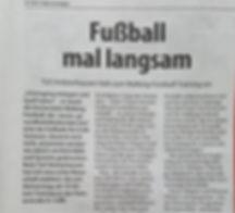 Südanzeiger_20180808_TuS Walking Football