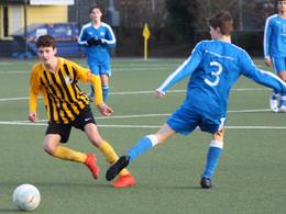 4:3 gegen Schönebecks U16