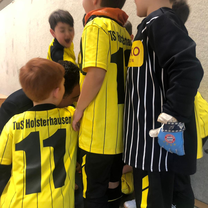 TuS G1 beim MSV Düsseldorf