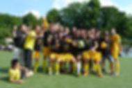 2016 TuS Erste - Bezirksligaaufsteie
