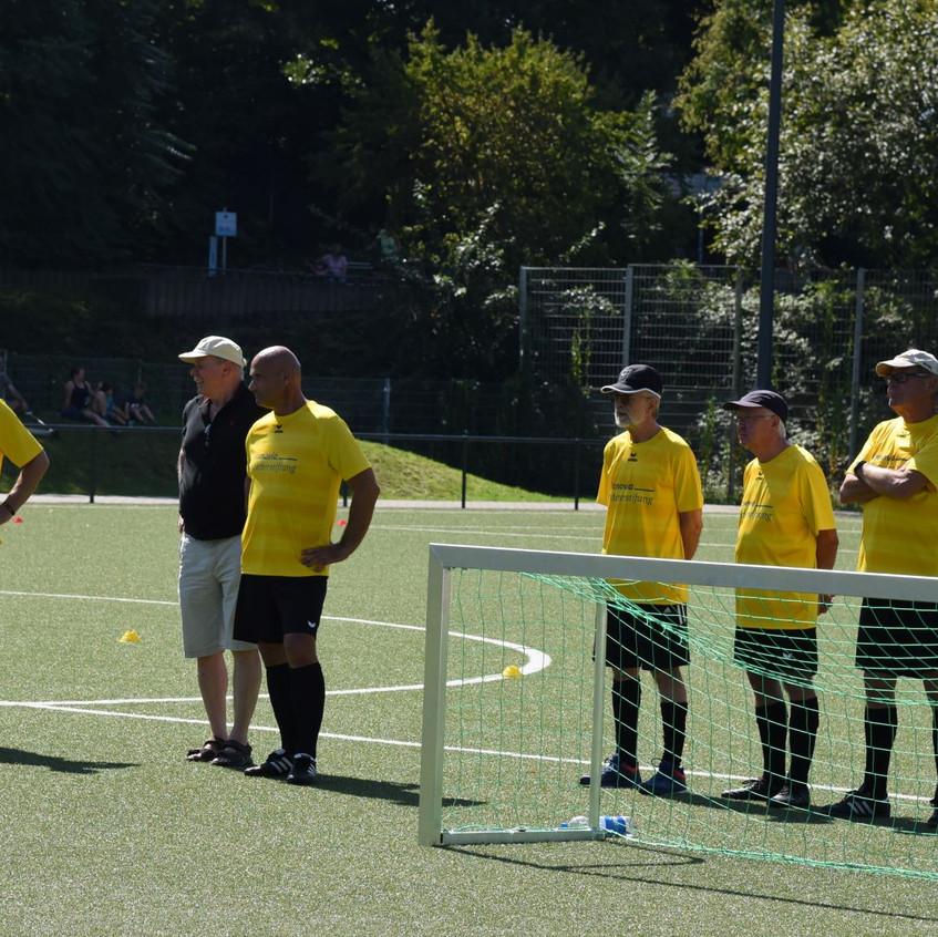 Pottwalking Walking Football Turnier