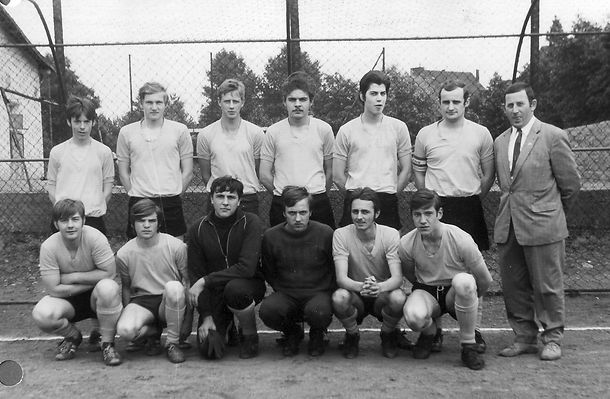 TuS Holsterhausen B-Jugend Saison 1966/67