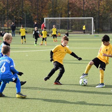 TuS Holsterhausen F2 vs Schönebeck IV