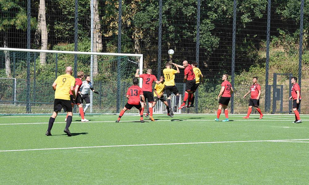TuS 1 vs. TSV Heimaterde