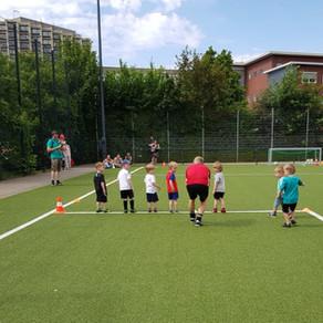 Neue Bambini Ballschule