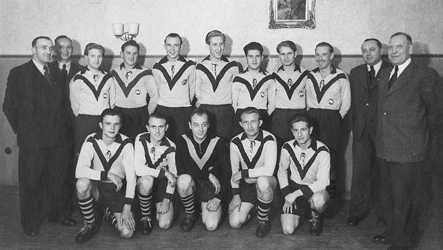 TuS Holsterhausen - DJK Meister 1953