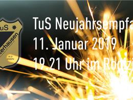 Neujahrsempfang 11.1.2019