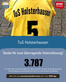 3.787 Scheine für Vereine!!!