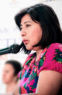 María Fátima de León