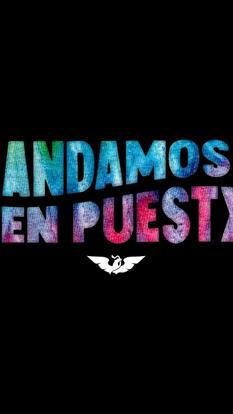 #AndamosBienPuestxs