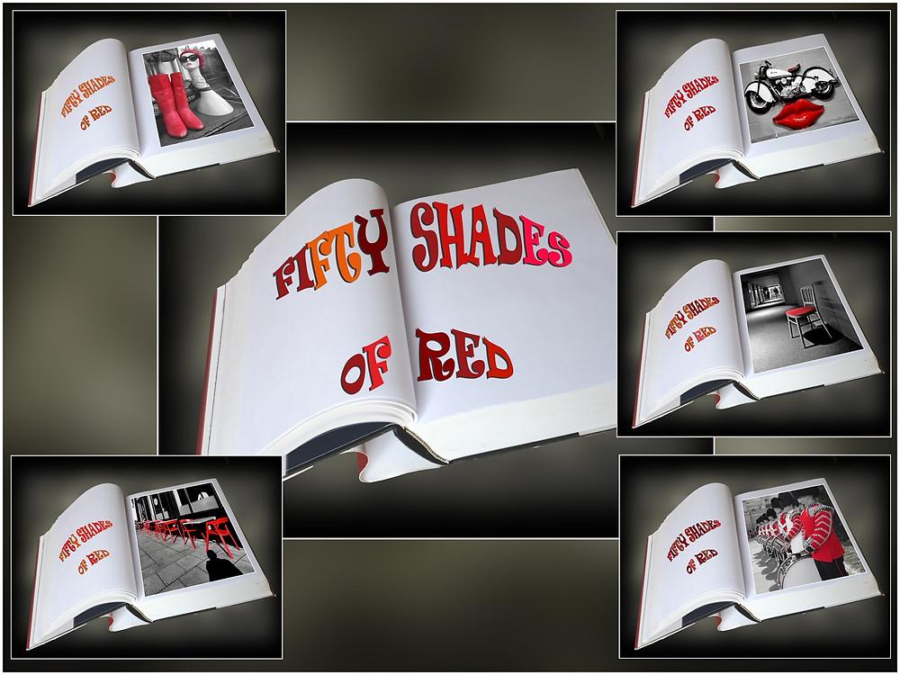 Fifty Shades of Red ©Tony Wilson