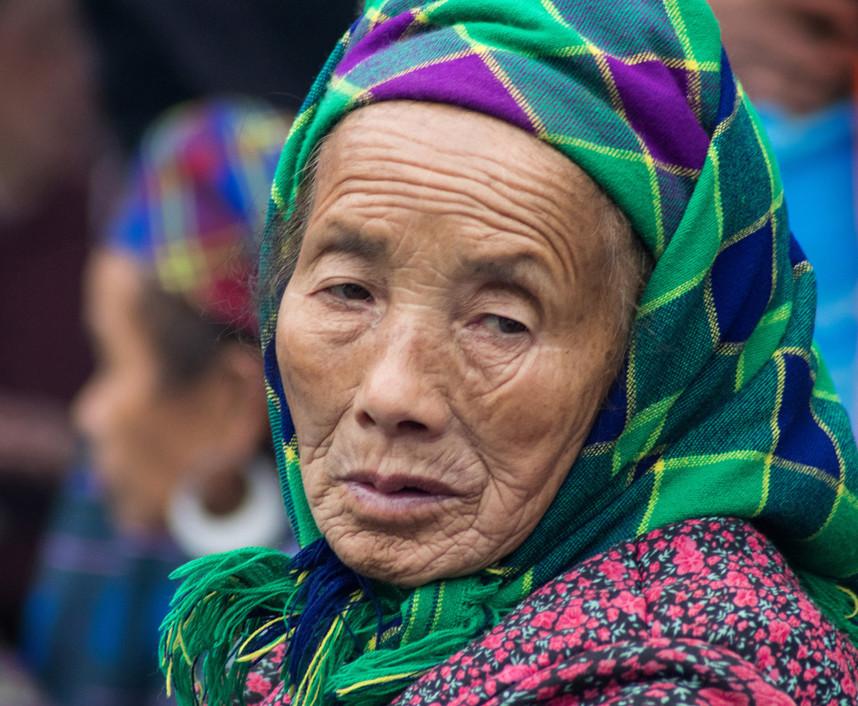Vietnam lady