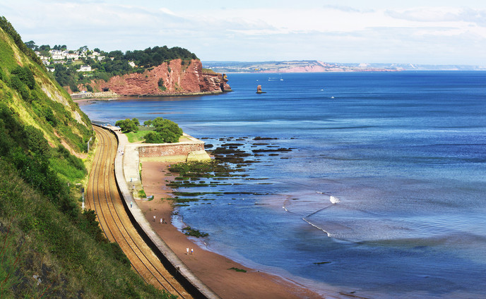 Brunel's sea wall