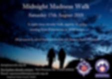 Midnight Madness Walk Poster