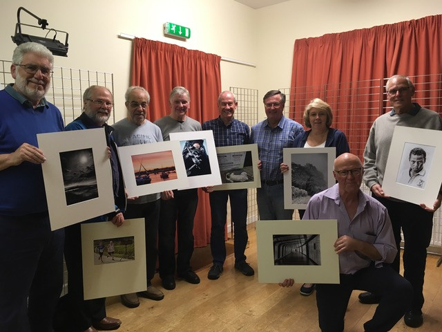 Bob Normand, Barry Holmes, Bob Kethro, David Molyneux, Ken Holland, Ian Bateman, Leslie Cooper, Dave Hutton and Ken Redshawe