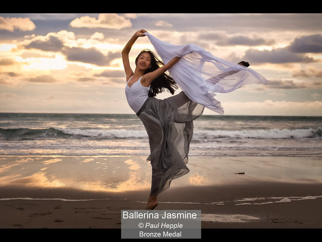 Ballerina Jasmine