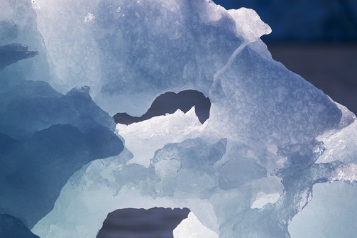 Ice, Svalbard
