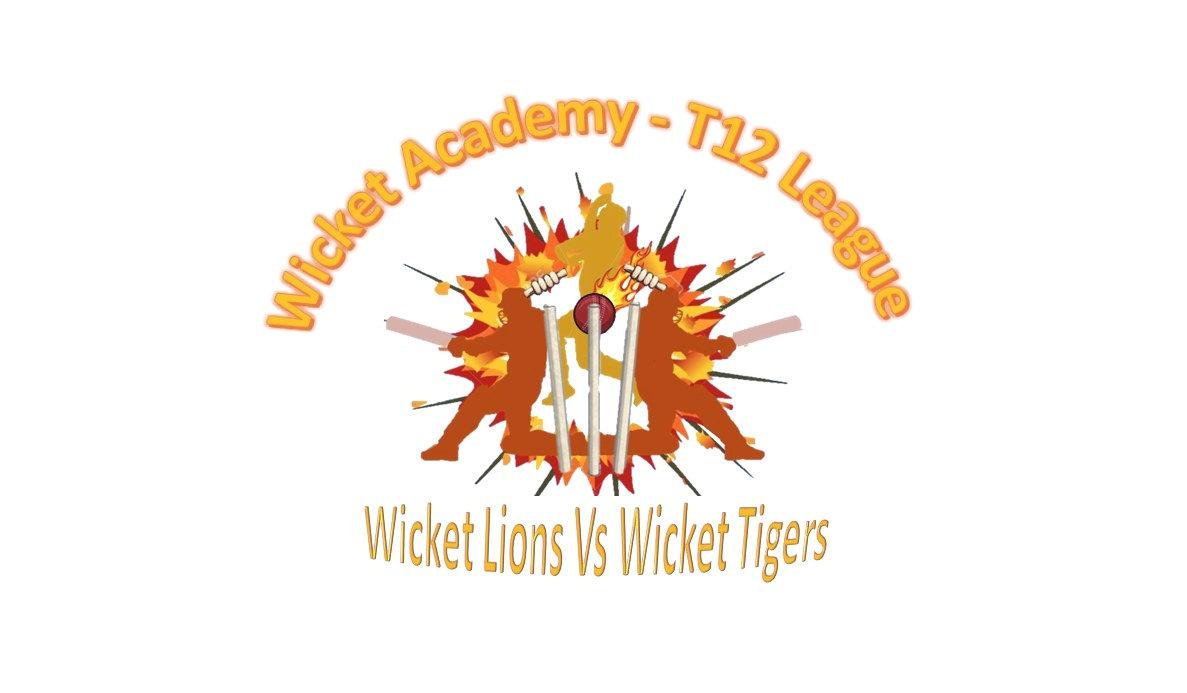 Wicket T12 League