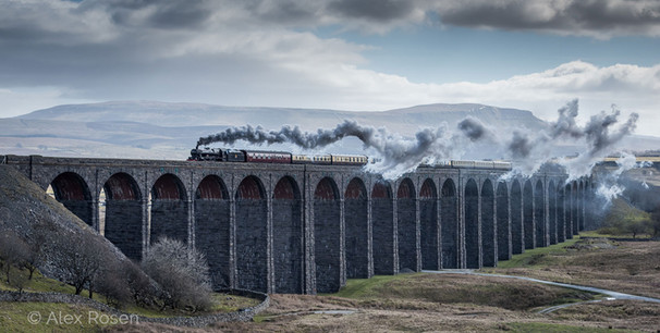 Ribblehead steam
