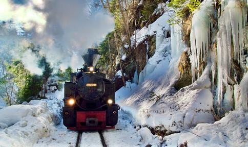 Winter in Carpathia