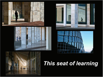 The seat of learning