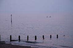 The Sea at Dusk
