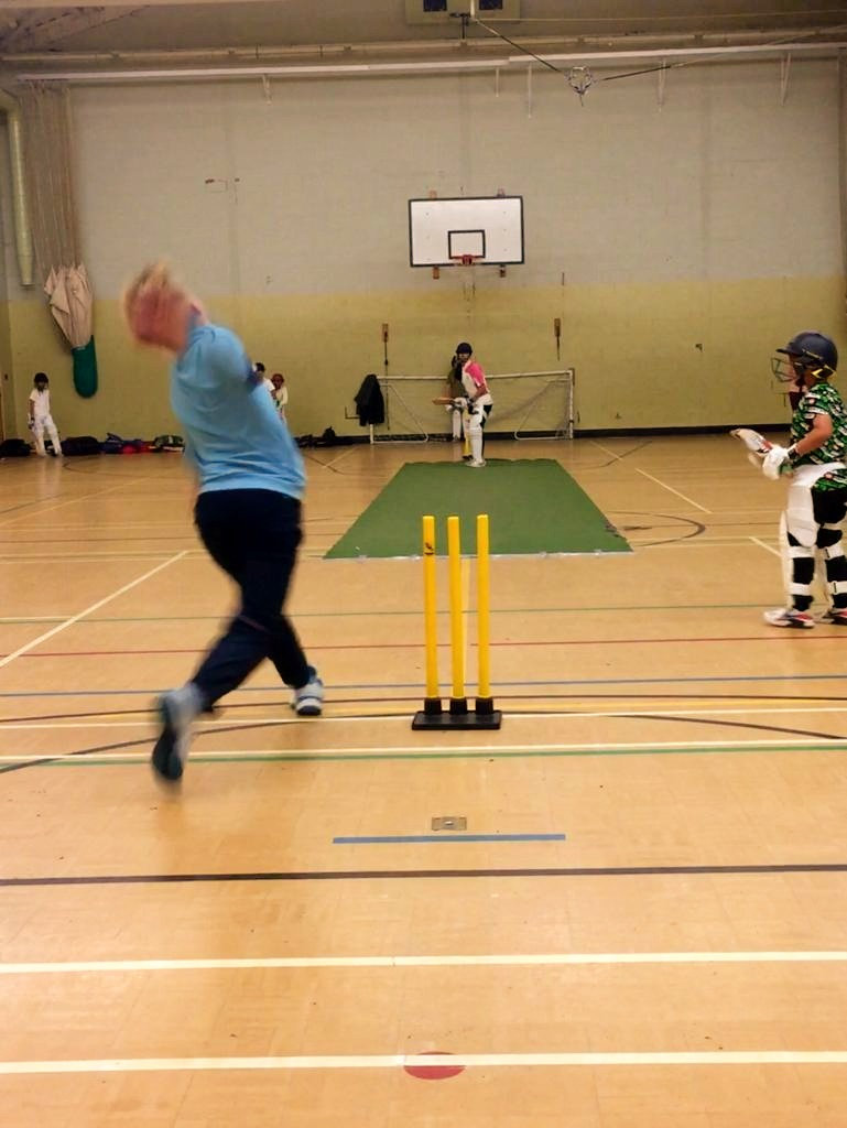 Wicket Training Match