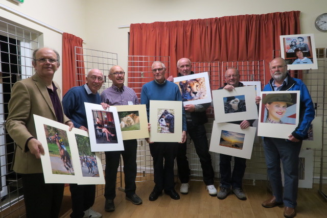 Monochrome print winners