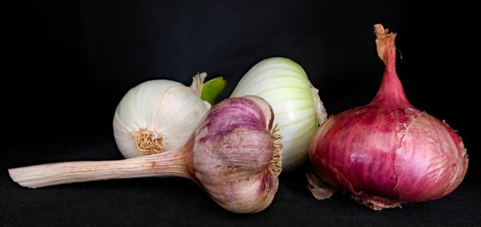 The Alliaceae family