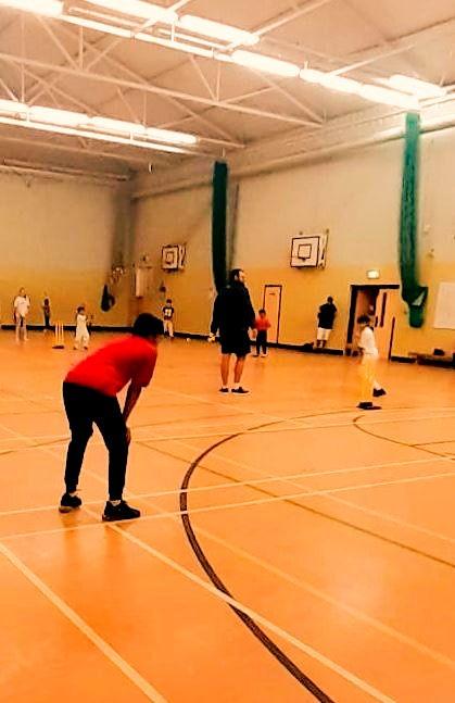 Wicket Pre Season Training - U9s & U11s