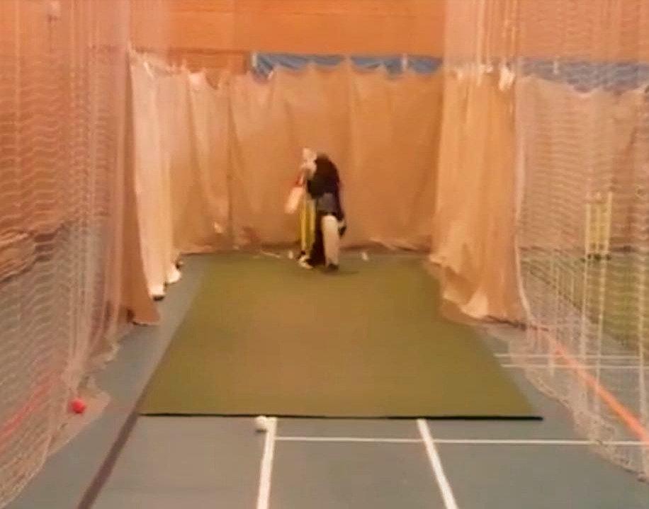 1:1 Wicket Indoor Coaching