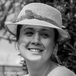 Summer bonnet