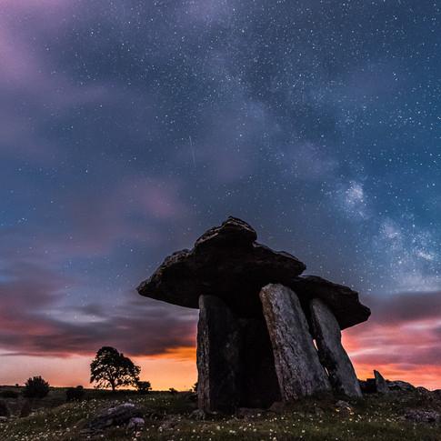 Burren Nightscape