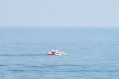 Pleasure Boating on the Sea