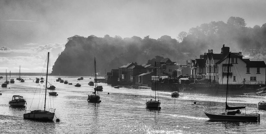 Misty Morning, Shaldon