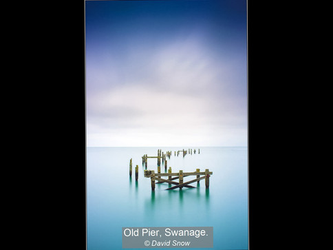 Old Pier Swanage