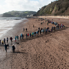 How to help save Teignmouth and Holcombe beach