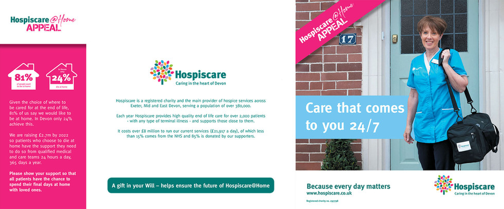 Hospice at home hero image