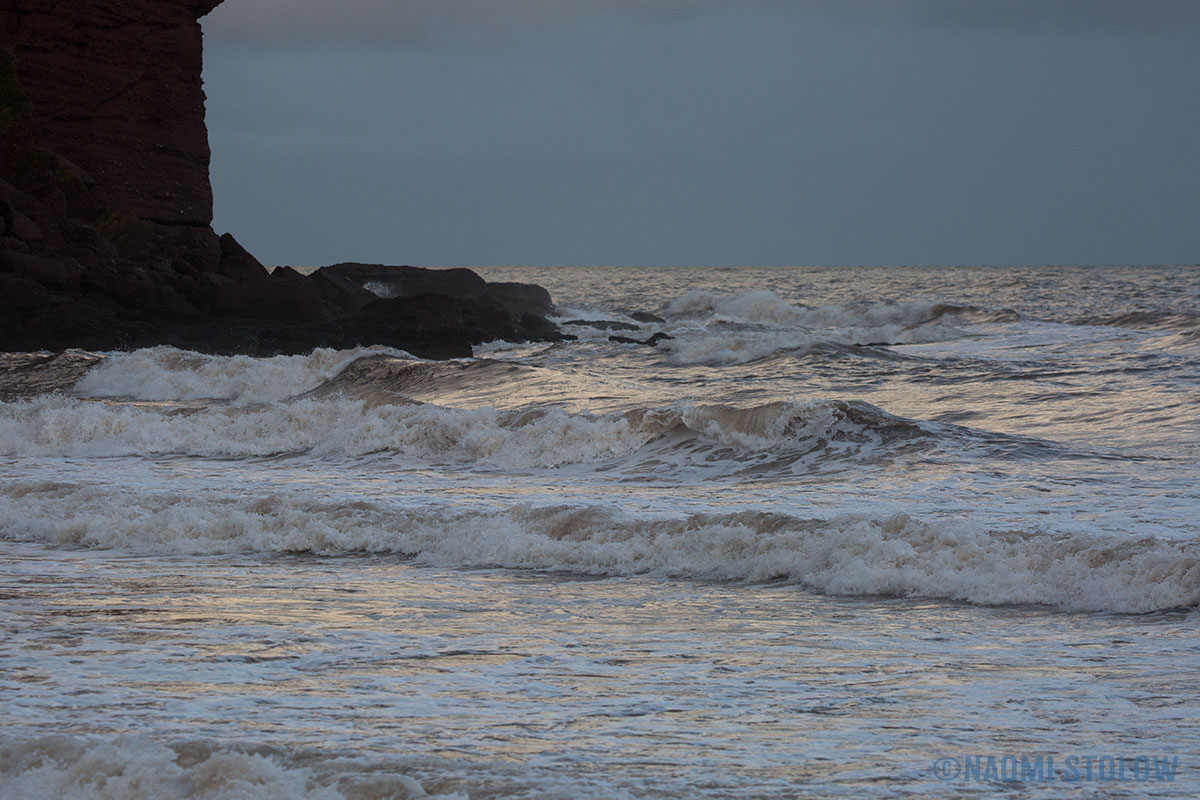 The Holcombe sea