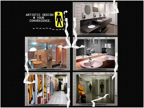 Artistic design @ your convenience