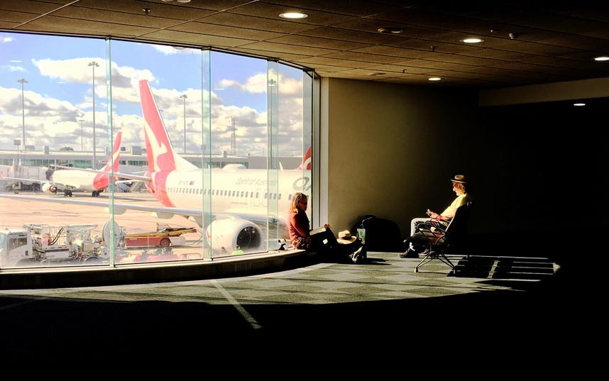 Last Flight Melbourne March 2020