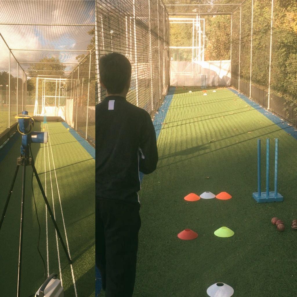 1:1 Wicket Outdoor Coaching