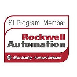 Primary Systems is a member of th Allen-Bradley Rockwell Automation SI Program
