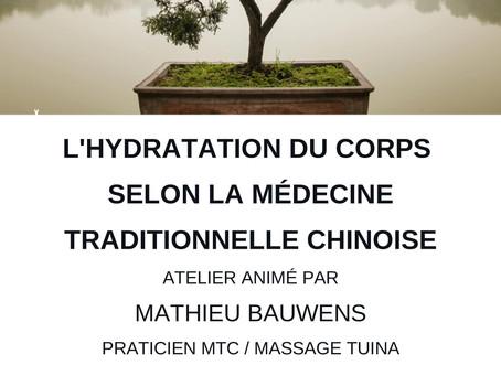Hydratation et vertus des thés chinois
