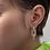 Thumbnail: Shapes Chain Earrings