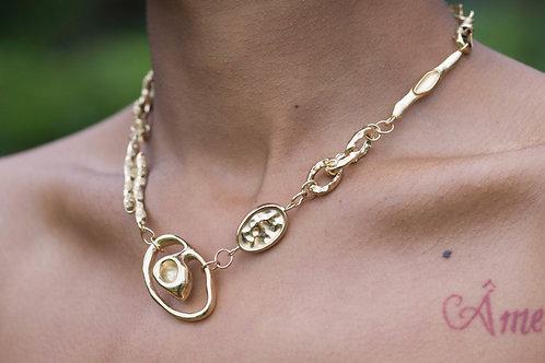 Eclectic Nest Big Necklace