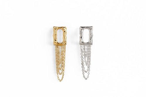 Chaindelier Single Earring
